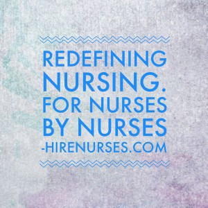 For Nurses, By Nurses